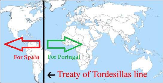 treaty-of-tordesillas