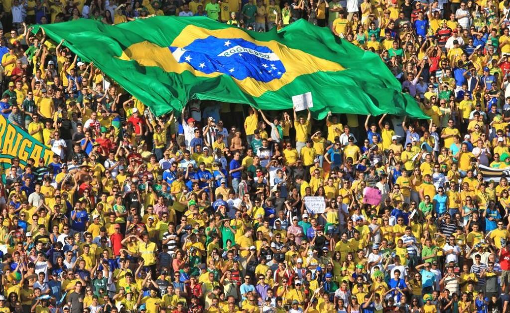 Torcida Brasil