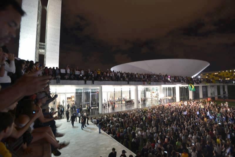 demo Brasilia