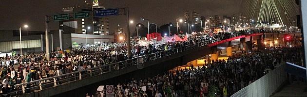 protestos Sao Paulo 2013