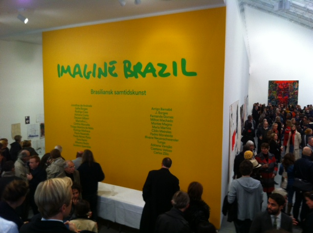 Imagine Brazil Astrup Fearnley Museum Oslo Photo Torkjell Leira