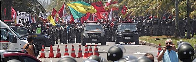 pre-sal protest mot anbud