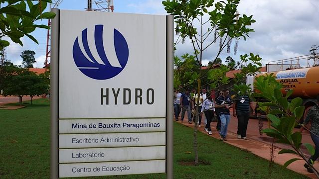 Paragominas Hydro