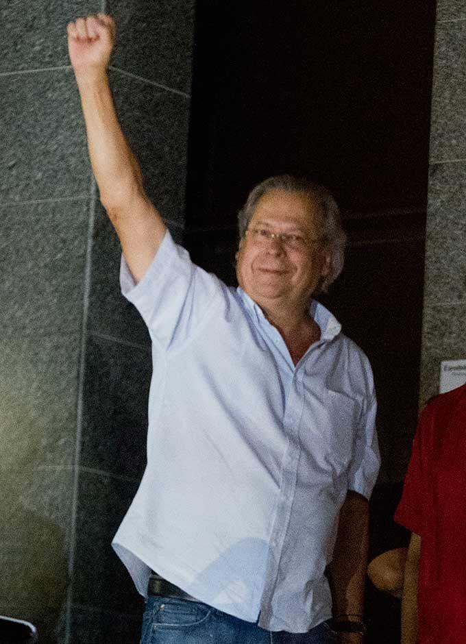 Jose Genoino