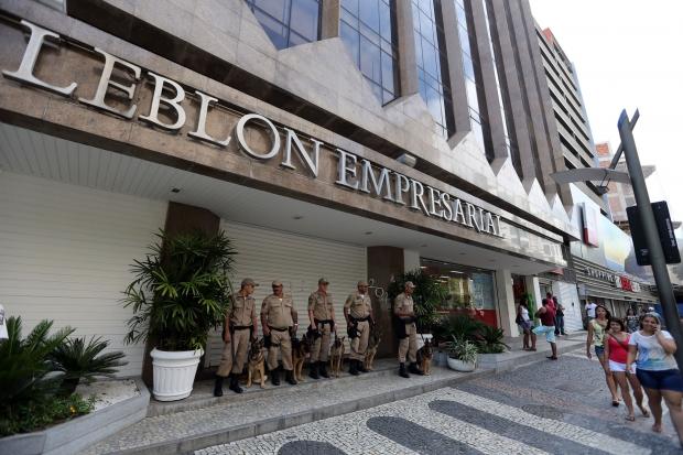 rolezinho Rio Shopping Leblon closed