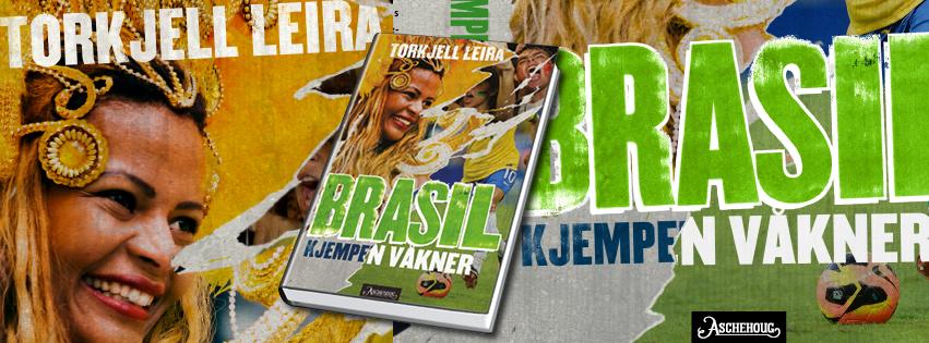 Brasil-Kjempen vaakner banner