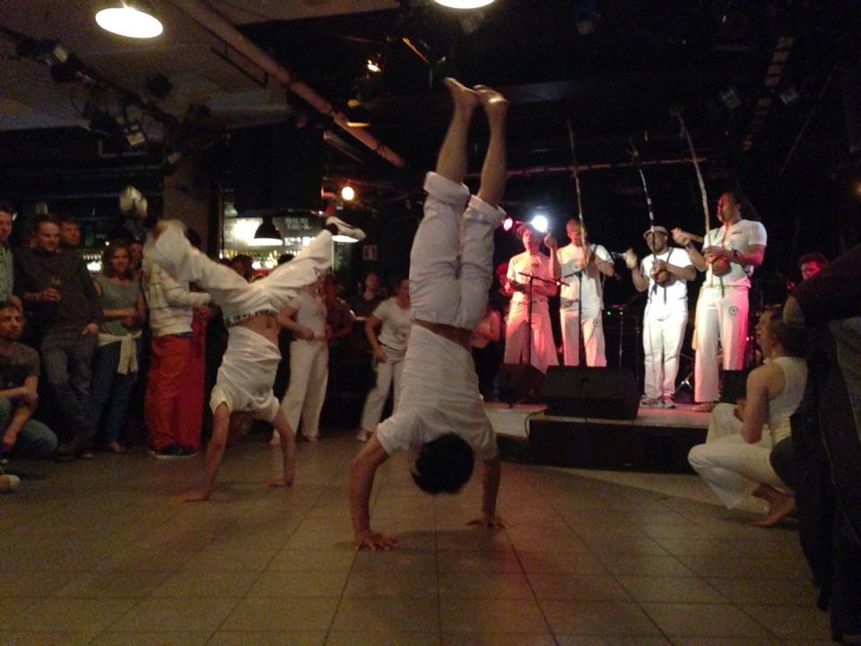 Capoeira Kulturhuset