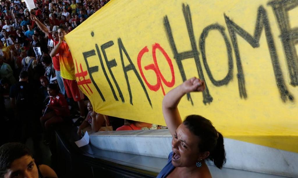 Copa protesto brasilia 1