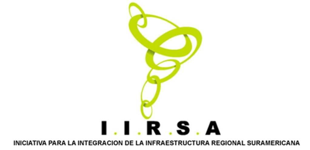 IIRSA logo