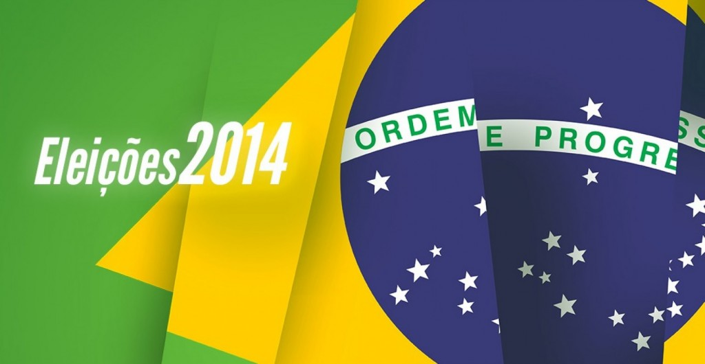 flag eleicoes 2014