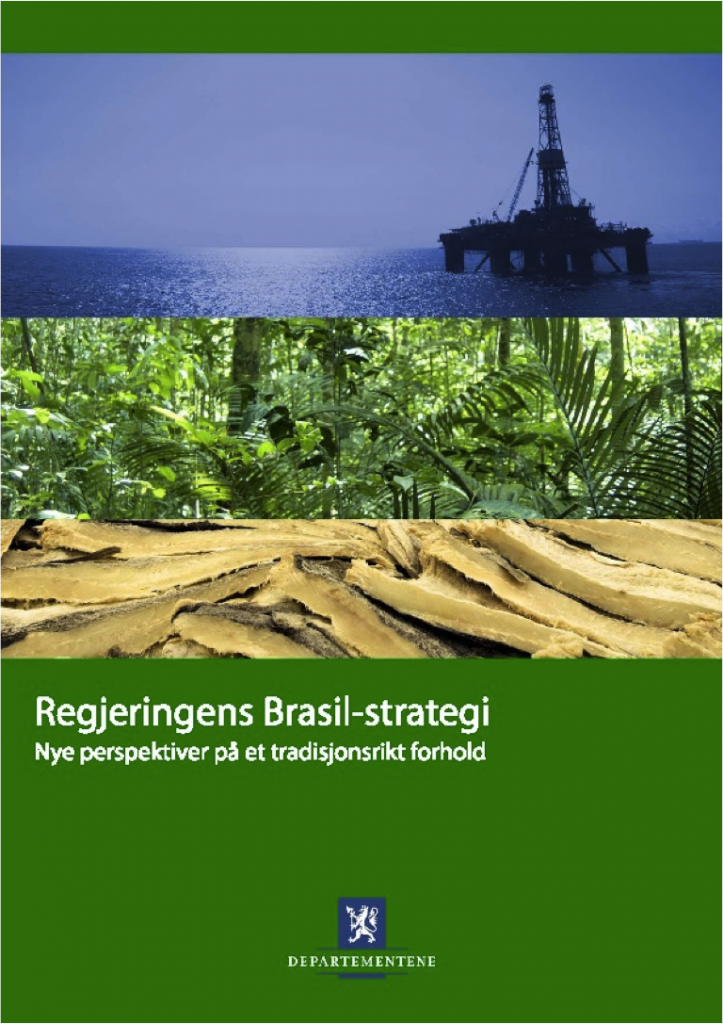 Brasilstrategi forside