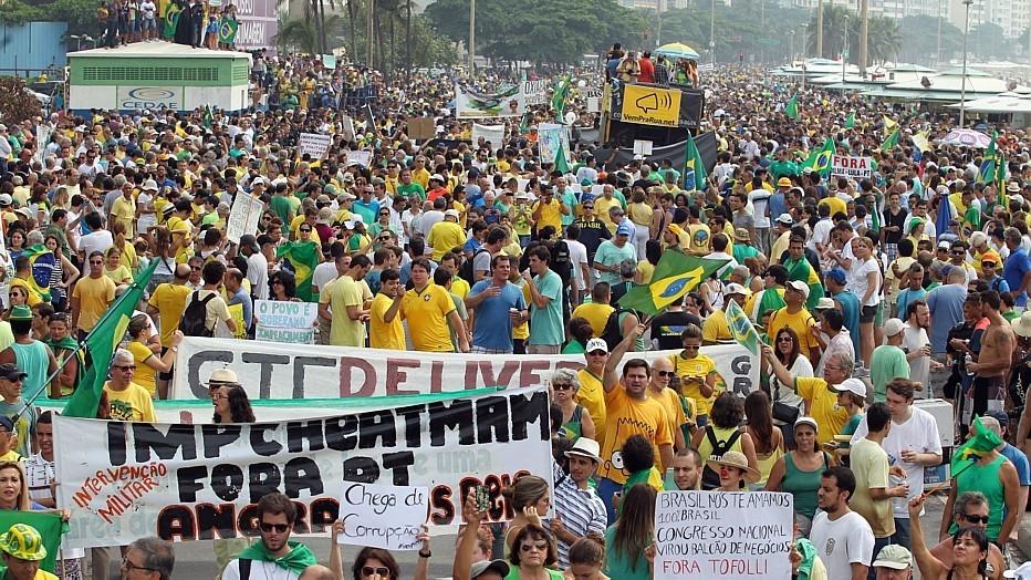 protesto rio