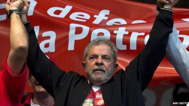 Lula defesa Petrobras
