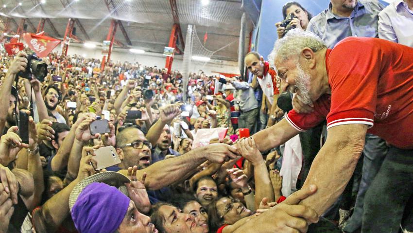 Lula SINDICATO