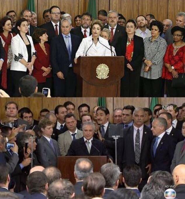 Dilma vs. Temer